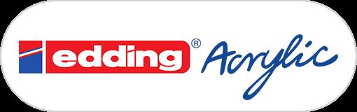 Acrylmarker edding